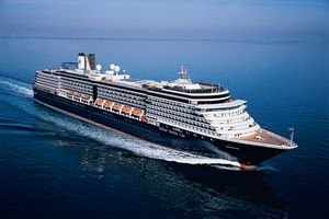Holland America Line Noordam Premium Cruise Ship