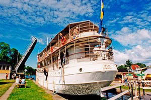 Gota Canal Steamship Co Ltd Diana Specialty Cruise Ship