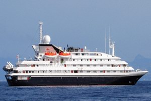 Travel Dynamics International Corinthian Specialty Cruise Ship