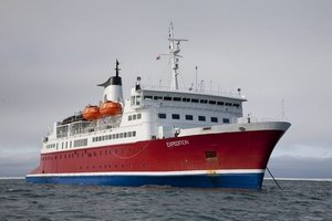 G Adventures Expedition Expedition Cruise Ship