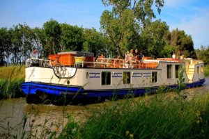 European Waterways Clair de Lune Specialty Cruise Ship