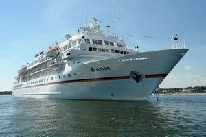 Hapag-Lloyd Cruises Bremen Luxury Cruise Ship