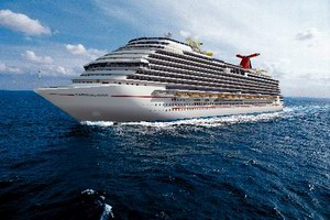 Carnival Cruise Lines Carnival Magic Mainstream Cruise Ship