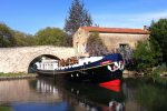 6 Night European Inland Waterways Cruise from Le Somail, France