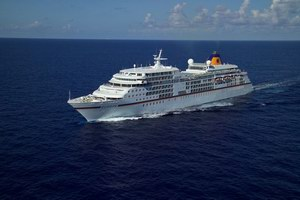 Hapag-Lloyd Cruises Europa Luxury Cruise Ship