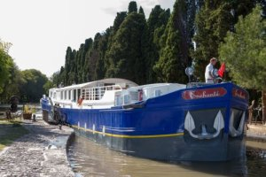 European Waterways Enchante Specialty Cruise Ship
