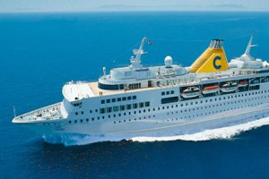 Costa Cruise Lines Costa Voyager Mainstream Cruise Ship