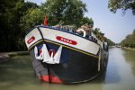 6 Night European Inland Waterways Cruise from Agen, France