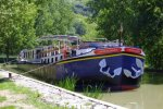 6 Night European Inland Waterways Cruise from Escommes, France