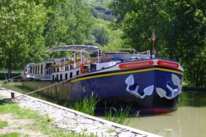 European Waterways LImpressionniste Specialty Cruise Ship