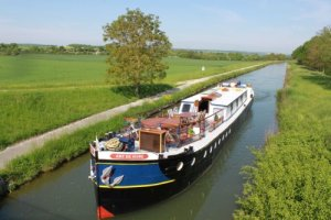European Waterways LArt de Vivre Specialty Cruise Ship