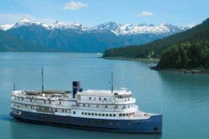 Un-Cruise Adventures S.S. Legacy Specialty Cruise Ship