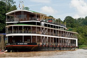 Pandaw River Cruises Orient Pandaw River Cruise Cruise Ship