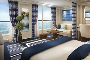 Regent Seven Seas Cruises Seven Seas Explorer Luxury Cruise Ship