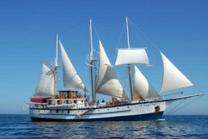 Island Windjammers Sagitta Specialty Cruise Ship