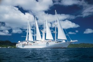 Windstar Cruises Wind Star Luxury Cruise Ship