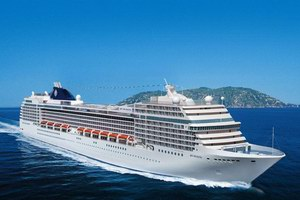MSC Cruises MSC Orchestra Mainstream Cruise Ship