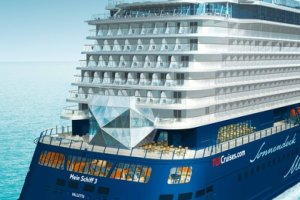 TUI Cruises Mein Schiff 3 Mainstream Cruise Ship