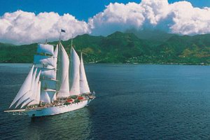 Star Clippers Star Flyer Specialty Cruise Ship