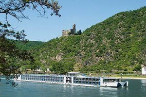 Uniworld Boutique River Cruise Collection River Beatrice River Cruise Cruise Ship