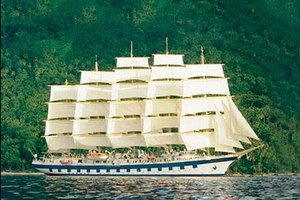 Star Clippers Royal Clipper Specialty Cruise Ship