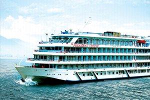 President Cruises President I River Cruise Cruise Ship