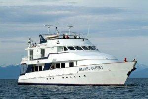 Un-Cruise Adventures Safari Quest Specialty Cruise Ship