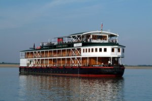Pandaw River Cruises Tonle Pandaw River Cruise Cruise Ship