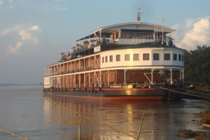 Pandaw River Cruises Pandaw II River Cruise Cruise Ship