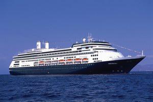 Holland America Line Amsterdam Premium Cruise Ship