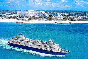 Celebration Cruise Line Bahamas Celebration Mainstream Cruise Ship