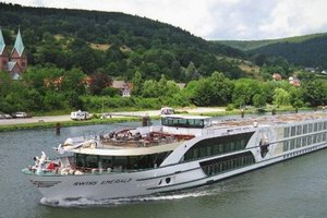 Tauck River Cruising Swiss Emerald River Cruise Cruise Ship