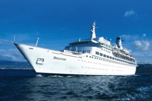 Cruise & Maritime Voyages Discovery Specialty Cruise Ship