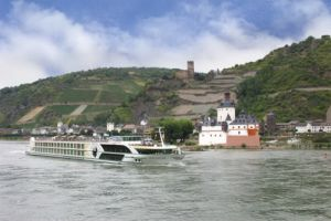 Tauck River Cruising Swiss Sapphire River Cruise Cruise Ship