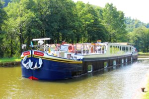 European Waterways Panache Specialty Cruise Ship