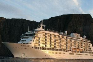 ResidenSea Ltd The World Premium Cruise Ship