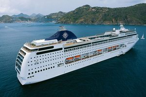 MSC Cruises MSC Lirica Mainstream Cruise Ship