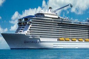 Royal Caribbean International Quantum of the Seas Mainstream Cruise Ship