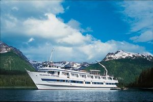 Un-Cruise Adventures Wilderness Adventurer Specialty Cruise Ship