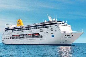 Costa Cruise Lines Costa neoRiviera Mainstream Cruise Ship