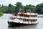 6 Night Amazon River Cruise from Nauta, Peru