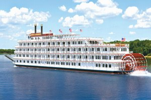 American Cruise Lines Queen of the Mississippi River Cruise Cruise Ship