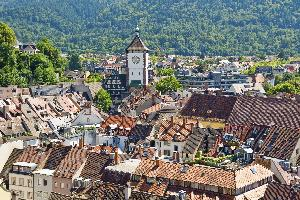 Find freiburg germany hotels downtown hotels in freiburg for Boutique hotel freiburg