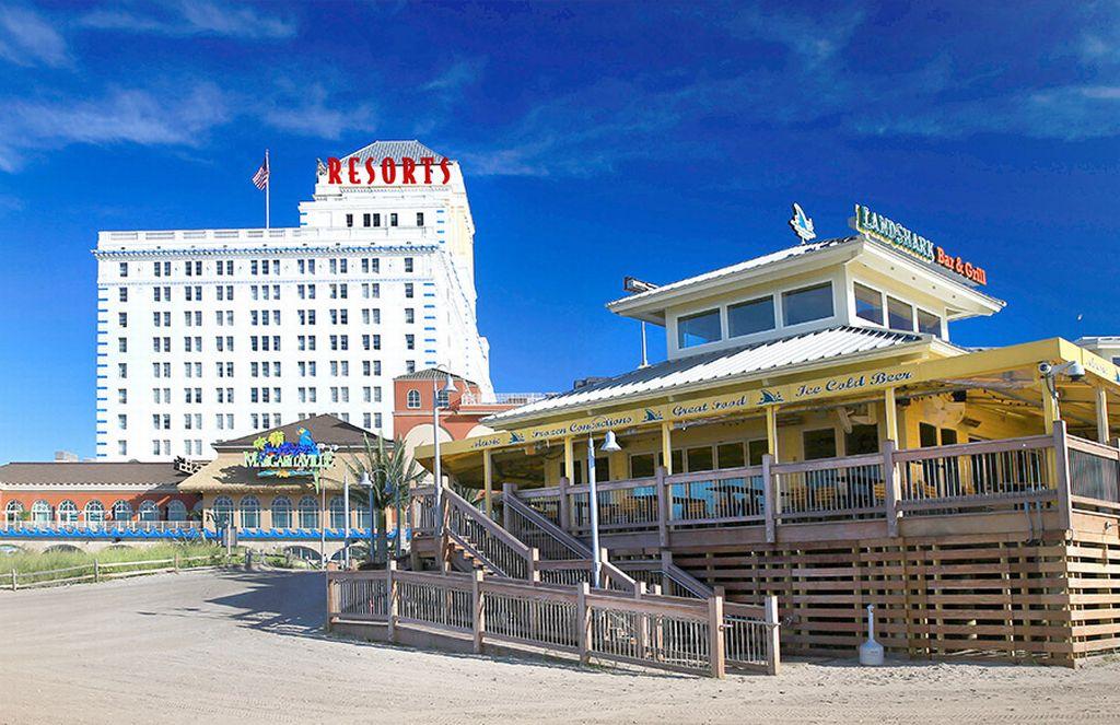 resorts casino atlantic city address