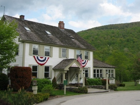 Hawk Inn & Mountain Resort