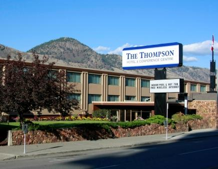 The Thompson Hotel & Conference Centre