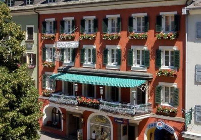 Romantic Hotel Traube