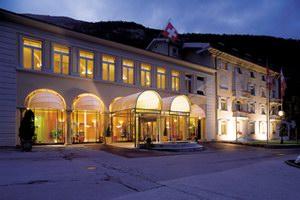 Lindner Hotels & Alpentherme Leukerbad