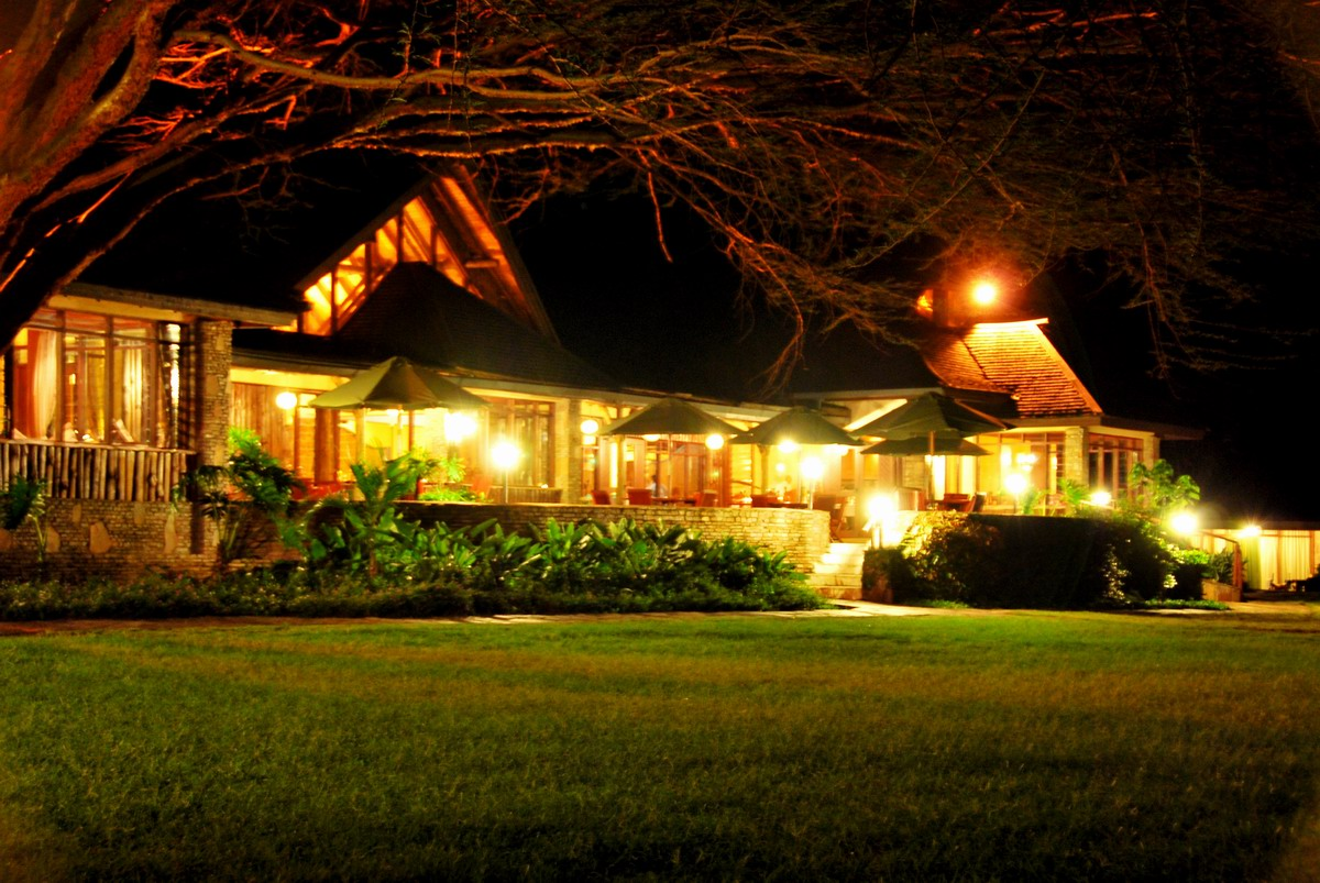 Kiboko Luxury Camp Hotel