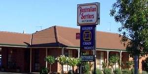 Australian Settlers Motor Inn